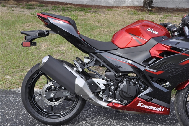 2019 Kawasaki Ninja 400 ABS at Seminole PowerSports North, Eustis, FL 32726