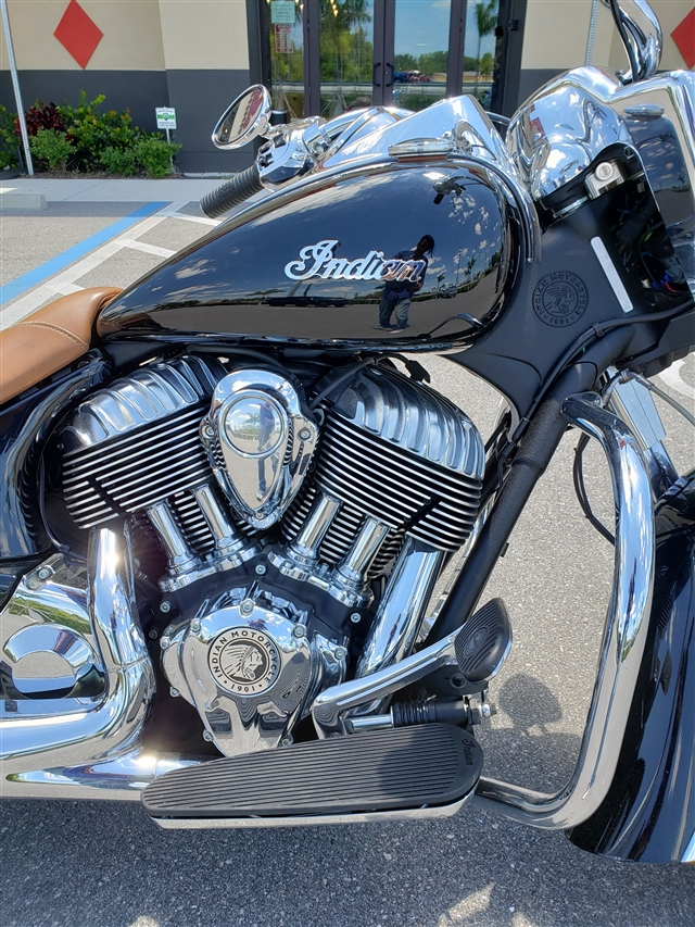 2017 Indian Chief Vintage at Fort Myers