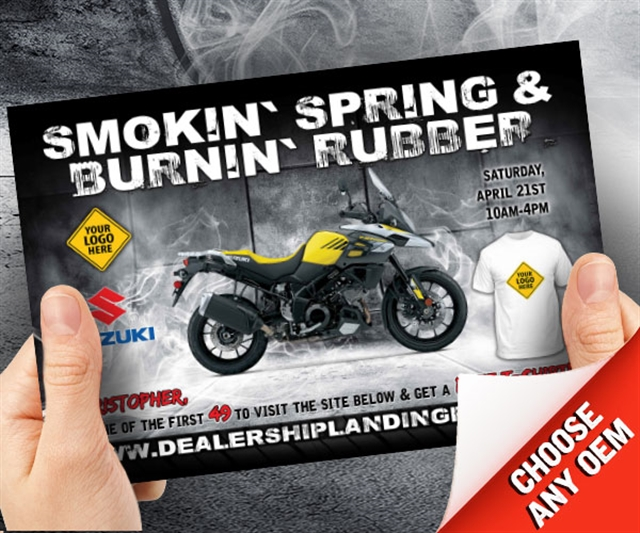 2018 SPRING Smokin' Spring & Burnin' Rubber Powersports at PSM Marketing - Peachtree City, GA 30269