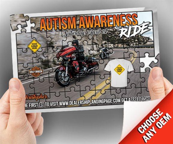 Autism Awareness Ride Powersports at PSM Marketing - Peachtree City, GA 30269