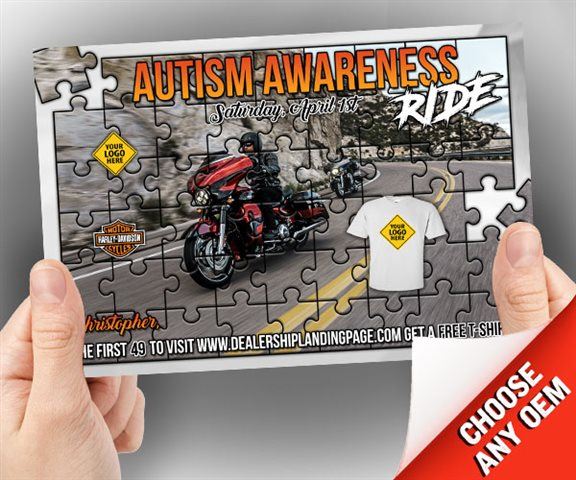 Autism Awareness Ride Powersports at PSM Marketing - Peachtree City, GA 30269
