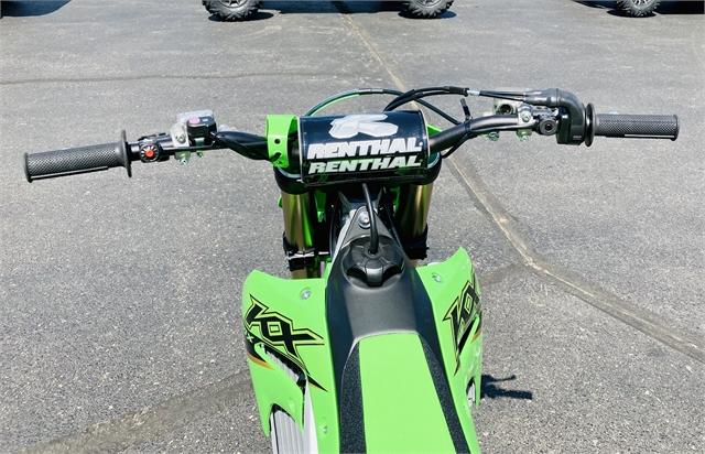 2022 Kawasaki KX 450X at Prairie Motor Sports