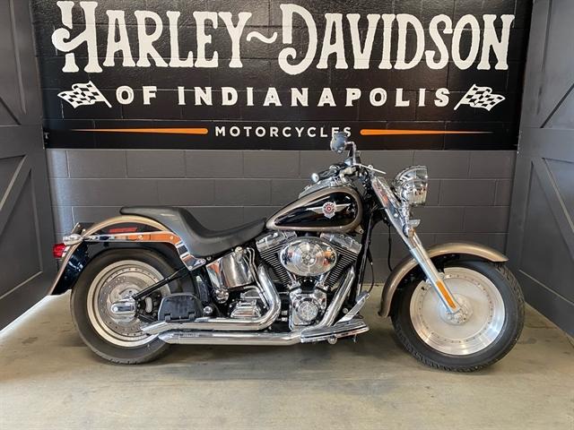 2004 Harley-Davidson Softail Fat Boy at Harley-Davidson of Indianapolis