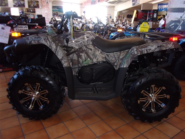 2019 CFMOTO CFORCE 500S CAMO at Bobby J's Yamaha, Albuquerque, NM 87110