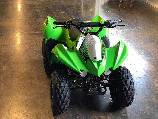 2021 Kawasaki KFX90 90 at Powersports St. Augustine