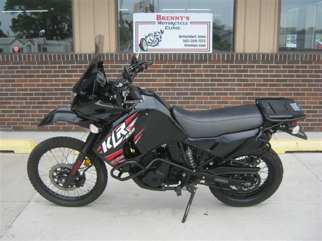 2013 Kawasaki KLR 650 at Brenny's Motorcycle Clinic, Bettendorf, IA 52722