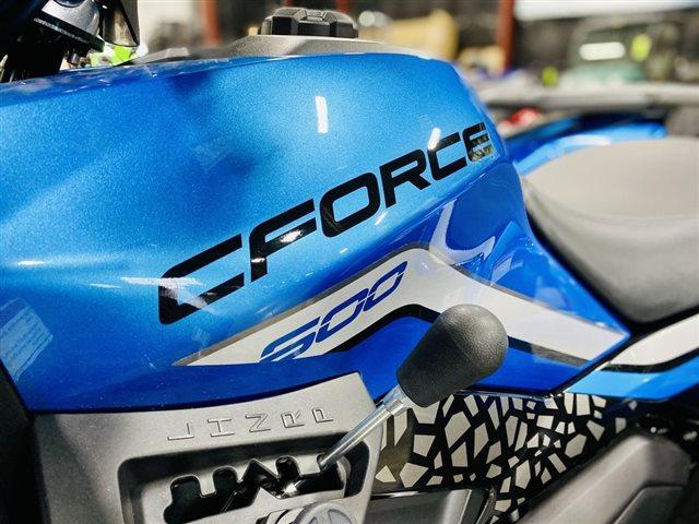 2021 CF MOTO CFORCE 600 at Rod's Ride On Powersports