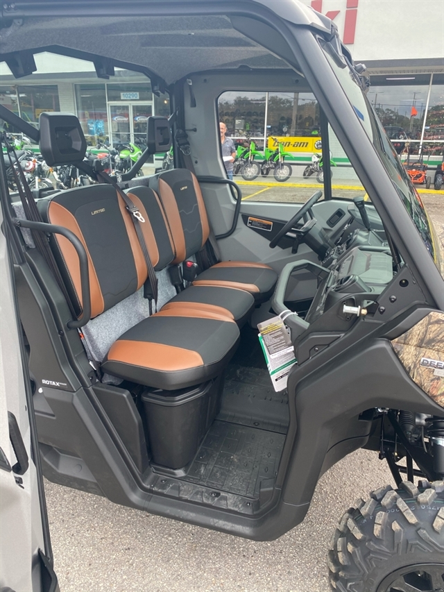 2020 Can-Am Defender Limited HD10 at Jacksonville Powersports, Jacksonville, FL 32225