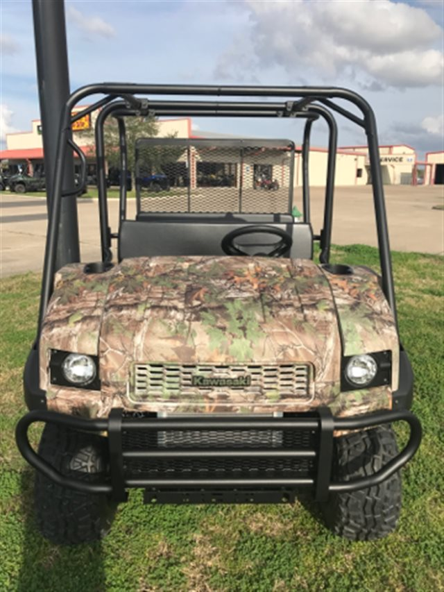 2019 Kawasaki Mule 4010 Trans4x4 Camo at Dale's Fun Center, Victoria, TX 77904
