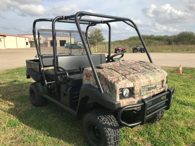 2019 Kawasaki Mule 4010 Trans4x4 Camo at Dale's Fun Center, Victoria, TX 77904