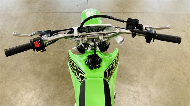 2021 Kawasaki KLX 140R L at Prairie Motor Sports