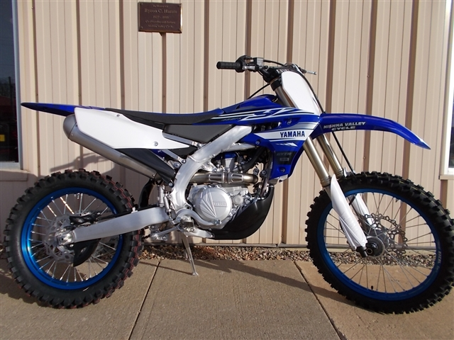 2019 Yamaha YZ 450FX at Nishna Valley Cycle, Atlantic, IA 50022