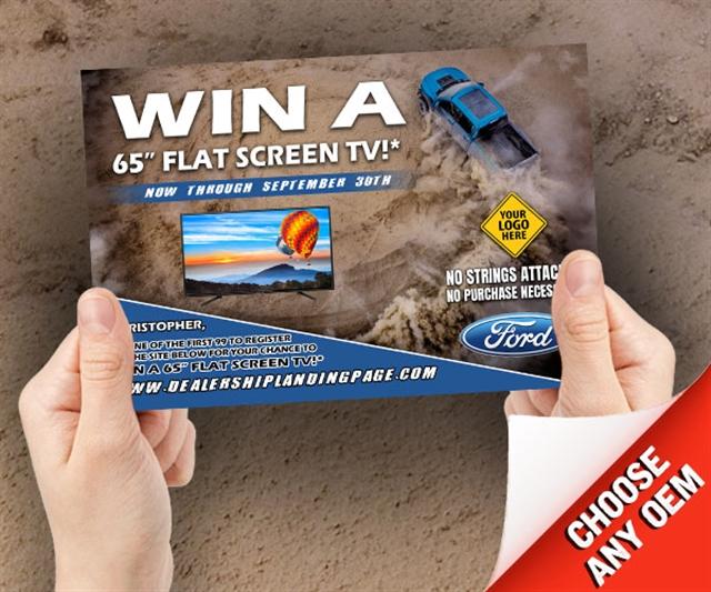 Win a TV Automotive at PSM Marketing - Peachtree City, GA 30269