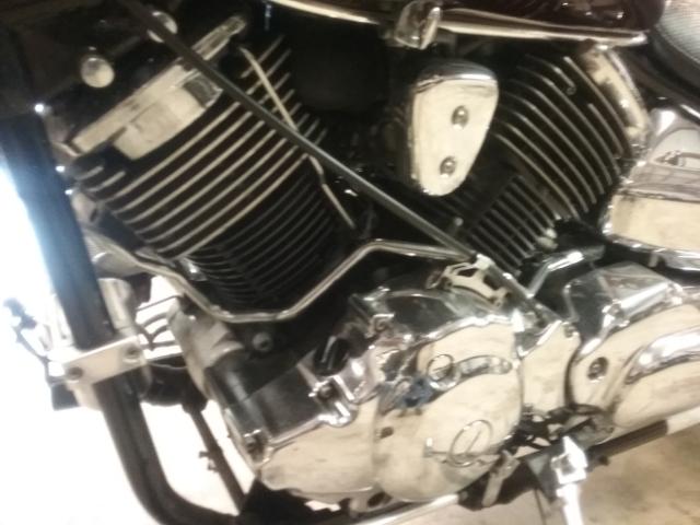 2007 Yamaha V Star 1100 Custom at Thornton's Motorcycle - Versailles, IN