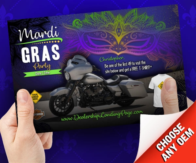2019 Winter Mardi Gras Powersports at PSM Marketing - Peachtree City, GA 30269