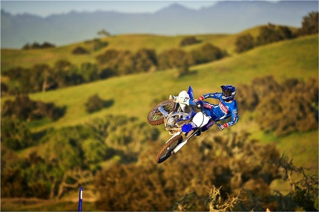 2019 Yamaha YZ 250F at Nishna Valley Cycle, Atlantic, IA 50022