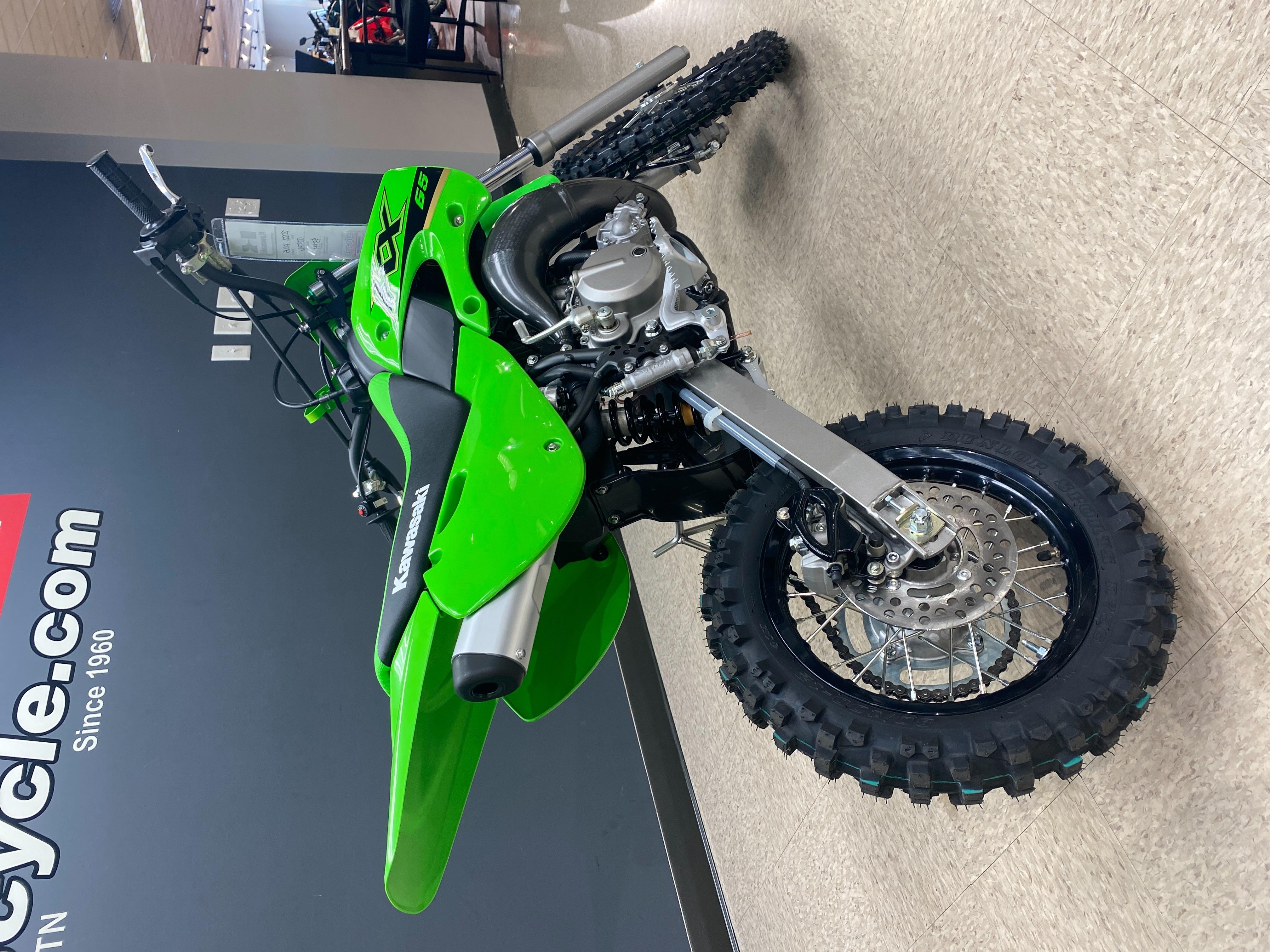 2022 Kawasaki KX 65 at Sloans Motorcycle ATV, Murfreesboro, TN, 37129