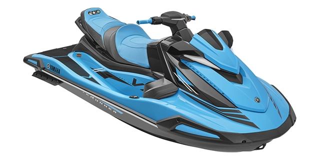 2022 Yamaha WaveRunner VX Cruiser HO at Friendly Powersports Baton Rouge