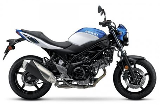 2018 Suzuki SV 650 at Pete's Cycle Co., Severna Park, MD 21146