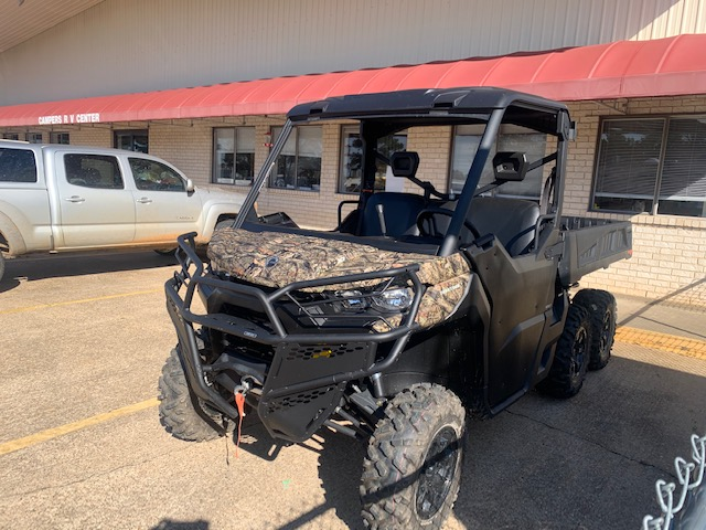 2020 Can-Am Defender 6X6 DPS HD10 at Campers RV Center, Shreveport, LA 71129