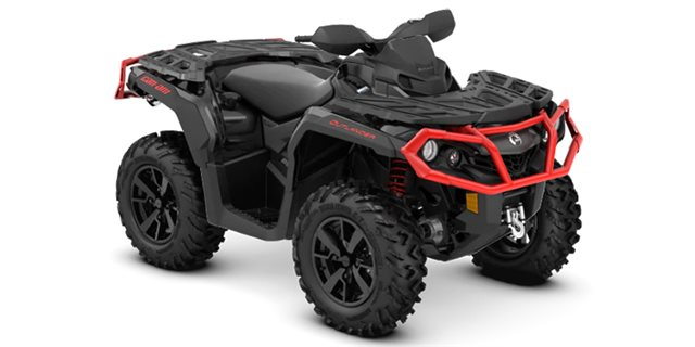 2020 Can-Am Outlander XT 650 at Riderz