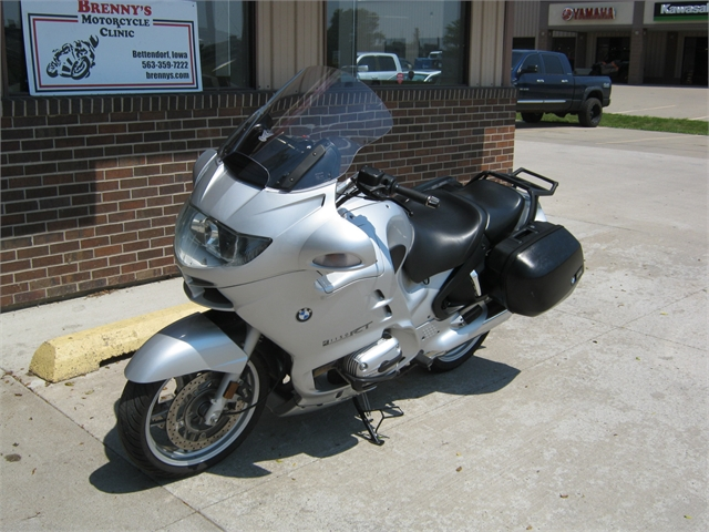2004 BMW R1150RT at Brenny's Motorcycle Clinic, Bettendorf, IA 52722