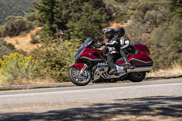 2021 Honda Gold Wing Tour at Wild West Motoplex