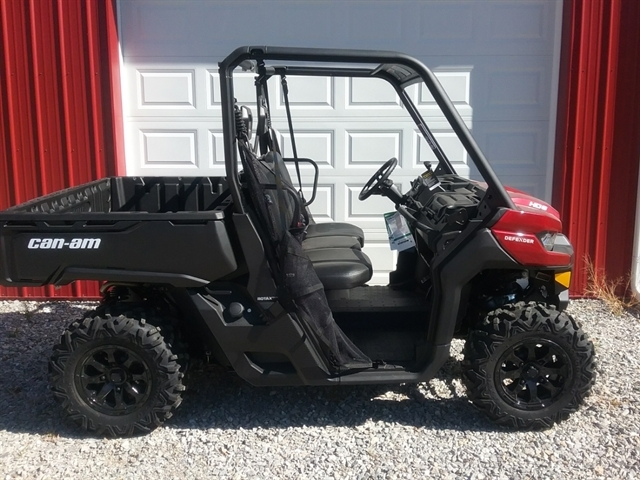 2019 CAN-AM SSV DEFENDER DPS HD8 IR 19 at Thornton's Motorcycle - Versailles, IN