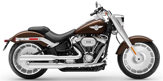 2019 Harley-Davidson Softail Fat Boy 114 at Wolverine Harley-Davidson