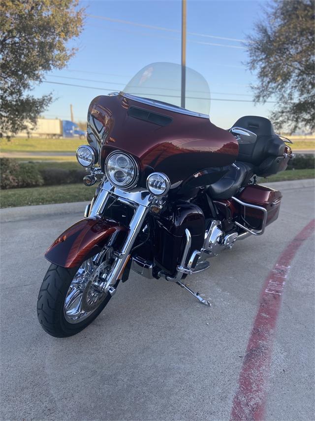 2014 Harley-Davidson Electra Glide CVO Limited at Harley-Davidson of Waco