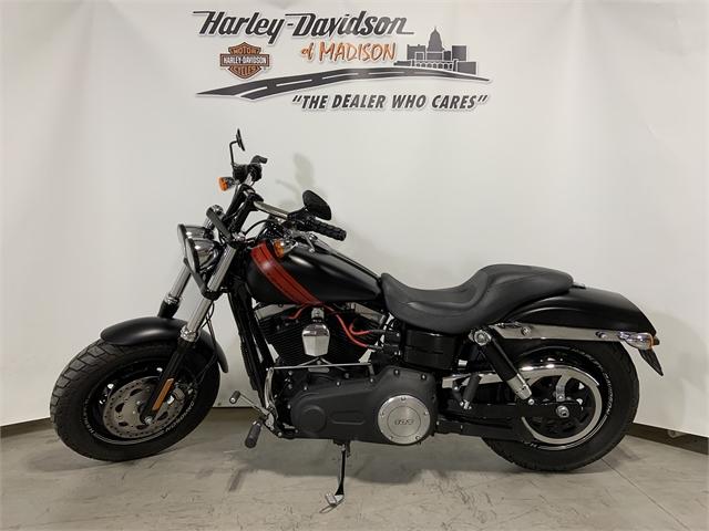 2016 Harley-Davidson Dyna Fat Bob at Harley-Davidson of Madison