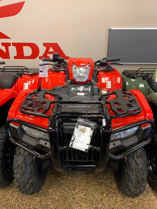 New 2020 Honda FourTrax Foreman Rubicon 4x4 EPS