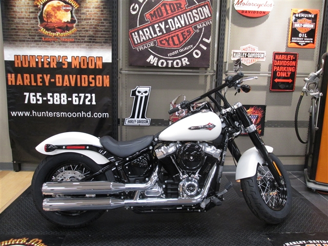 2019 Harley-Davidson Softail Slim at Hunter's Moon Harley-Davidson®, Lafayette, IN 47905