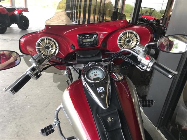 2007 Kawasaki Vulcan 1600 Nomad at Dale's Fun Center, Victoria, TX 77904