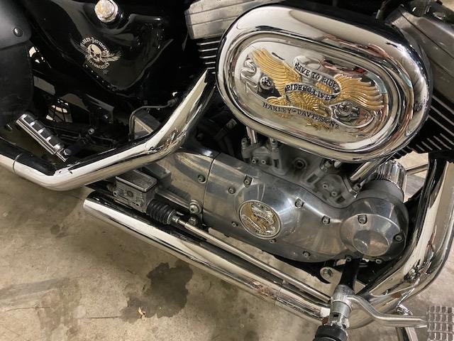 2003 HARLEY-DAVIDSON XL1200 at Carlton Harley-Davidson®
