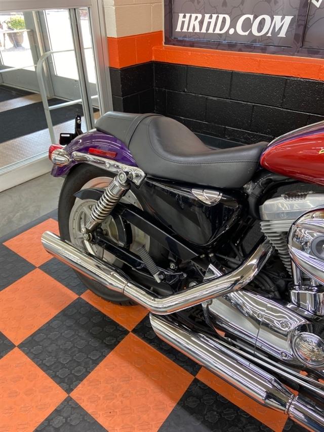 2006 Harley-Davidson Sportster 883 Custom at Hampton Roads Harley-Davidson