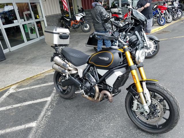 2018 Ducati Scrambler 1100 Sport at Lynnwood Motoplex, Lynnwood, WA 98037