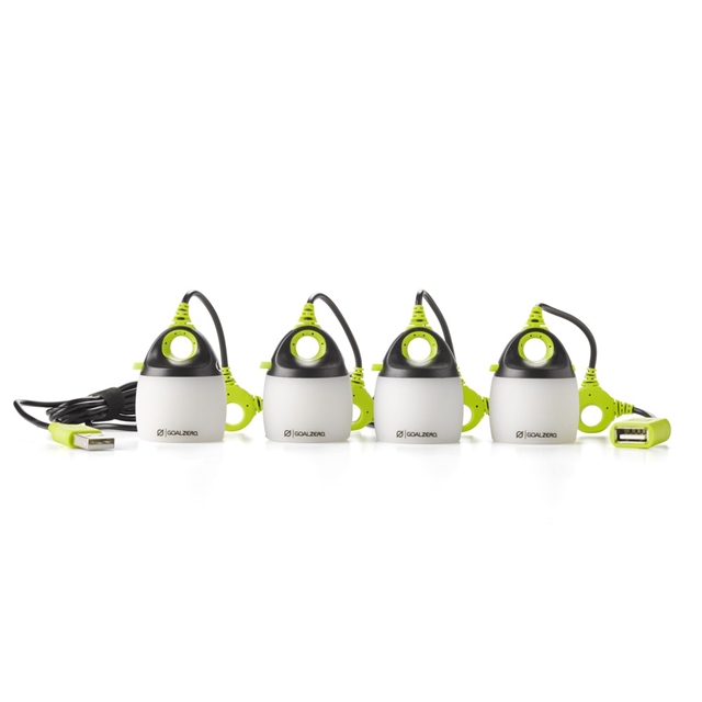 2019 Goal Zero Light-a-Life Mini 4-Pack at Harsh Outdoors, Eaton, CO 80615