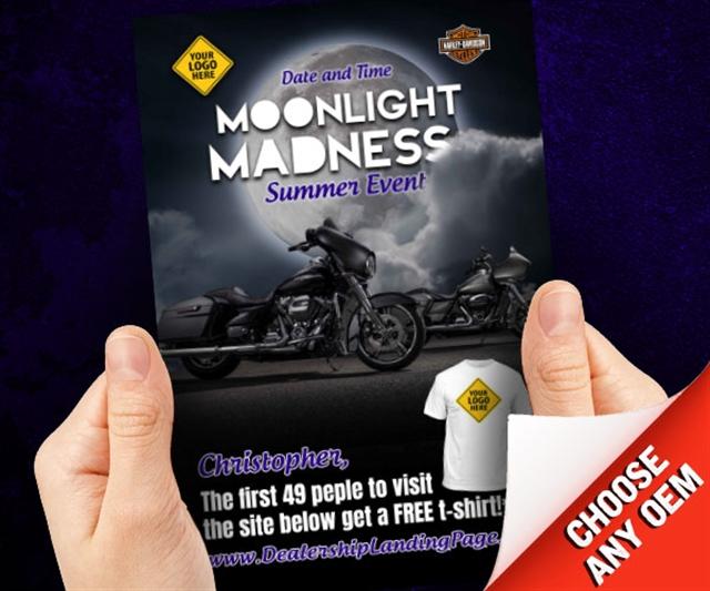 Moonlight Madness Summer Event Powersports at PSM Marketing - Peachtree City, GA 30269