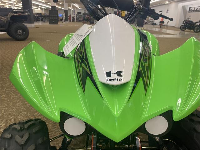 2022 Kawasaki KFX 50 at Columbia Powersports Supercenter