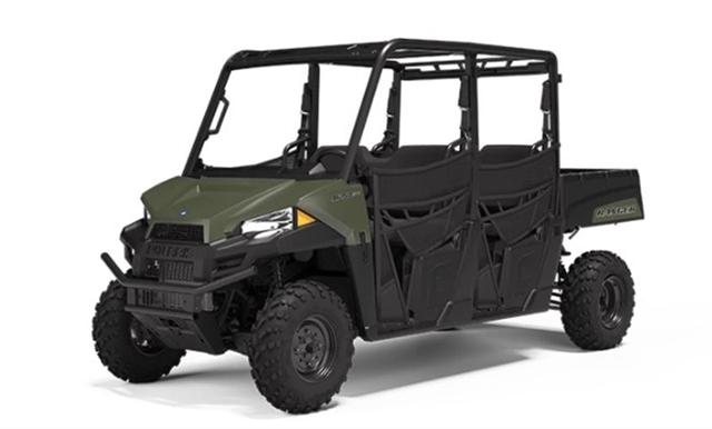 2021 Polaris Ranger CREW 570 Ranger CREW 570 at Polaris of Baton Rouge
