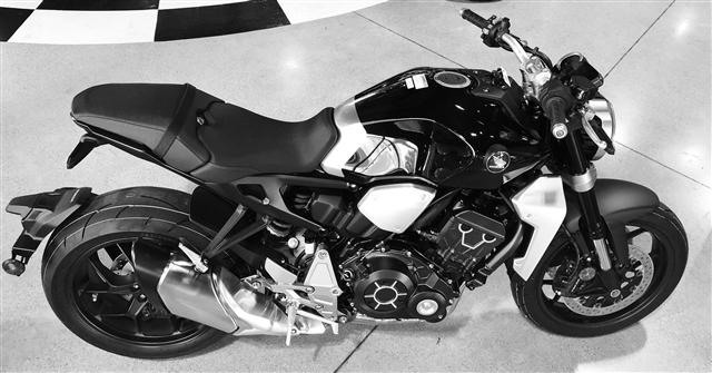 2018 Honda CB1000R Base at Genthe Honda Powersports, Southgate, MI 48195