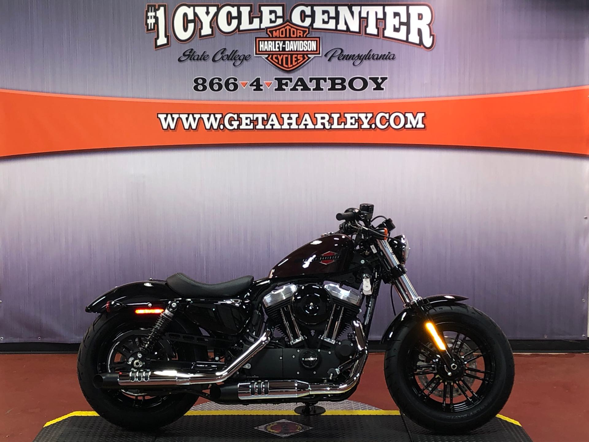 2021 Harley-Davidson XL1200X at #1 Cycle Center Harley-Davidson