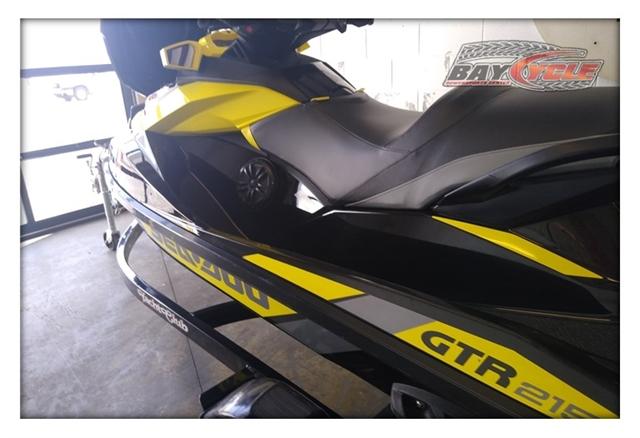 2016 Sea-Doo GTR 215 at Bay Cycle Sales