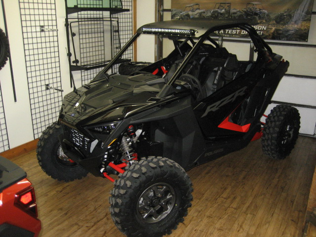 2020 Polaris RZR PRO XP Ultimate at Fort Fremont Marine