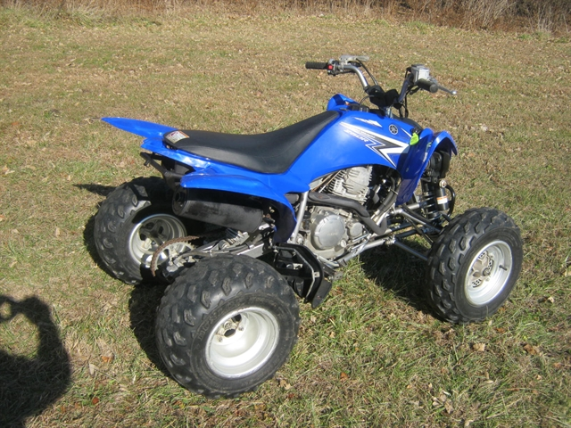 2011 Yamaha 250 Raptor YFM250R at Brenny's Motorcycle Clinic, Bettendorf, IA 52722