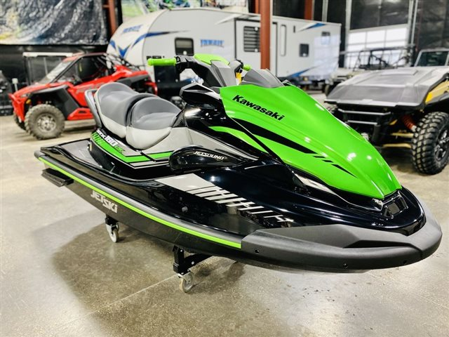2021 Kawasaki Jet Ski STX 160LX at Rod's Ride On Powersports