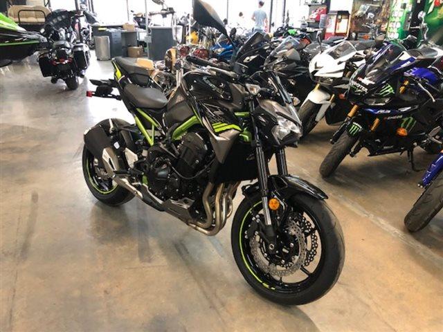 2020 Kawasaki ZR900FLF ABS at Powersports St. Augustine