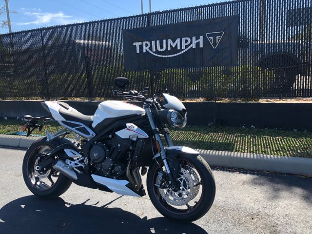 2019 Triumph Street Triple RS at Tampa Triumph, Tampa, FL 33614