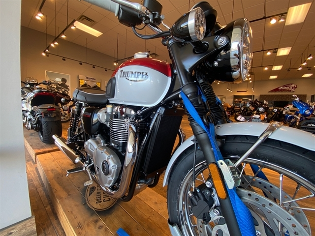 2020 Triumph Bonneville T120 Bud Ekins at Youngblood RV & Powersports Springfield Missouri - Ozark MO